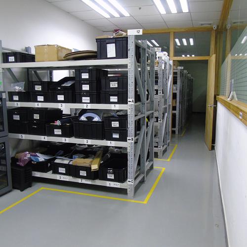 电子元器件仓库
