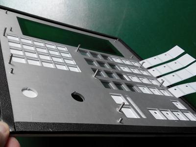 Backplane Membrane Keypads