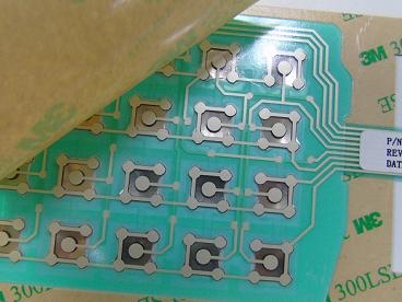 Outdoor Using Membrane Keypads