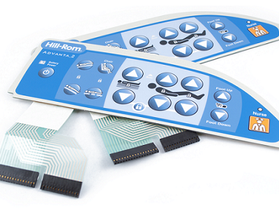 Medical Membrane Switches